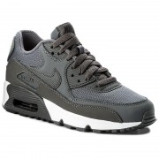 Обувки NIKE - Air Max 90 Mesh (Gs) 833418 018 Dark Grey/Dark Grey/Black