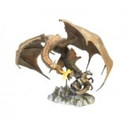 McFarlane Toys Dragons Series 1 Action Figure Deluxe Boxed Set Berserker Clan Dragon vs. Human Attacker Hard to Find! by McFarlane Toys
