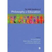 The SAGE Handbook of Philosophy of Education by Robin Barrow