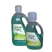 Wash Taps folyékony mosószer, mosógél color (Aloe Vera, Teafaolaj) (4,5 liter)