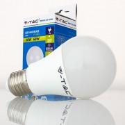 Lâmpada LED E27 10w»60W Luz Fria 806Lm A60 ALLROUND
