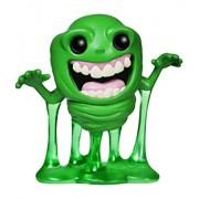 FUNKO Pop! Movies: Ghostbusters - Slimer Collectible figure Ghostbusters - action figures & collectibles (Collectible figure, Movie & TV series, Ghostbusters, Verde, Vinilo, Caja) - Figura Cazafantasmas Moquete (10cm)