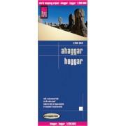 Wegenkaart - landkaart Ahaggar - Hoggar (Algerije) | Reise Know-How Verlag