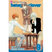 Honey and Clover by Chica Umino