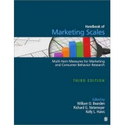 Handbook of Marketing Scales by Professor Kelly L. Haws