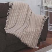 Manta para Sofá Villebon 150x200 Ráfia 2476