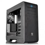 Thermaltake Core Custodia per PC fisso Nero nero Midi Tower