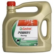 Castrol POWER 1 Racing 2T 4 Litro Barattolo