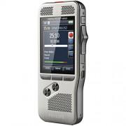 Philips DPM 7270 Dictaphones Connexion PC, Type de Stockage: Carte Mémoire, Activation Vocale, Enregistreur MP3, Reconnaissance Vocale (DSS)