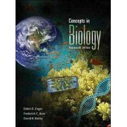 Concepts in Biology by Eldon Enger