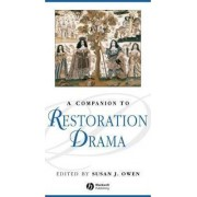 A Companion to Restoration Drama by Susan J. Owen