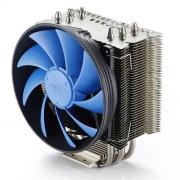 DEEPCOOL-Ventola per PC Tower GAMMAXX S40-Heat Sink con ventole di raffreddamento, tutti i PC e di raffreddamento per CPU, 120 mm Fan, PWM Torre di smorzamento 4 pezzi, 6 mm, per calore e doppio canale di raffreddamento ad aria ausiliario