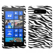 Funda Protector Nokia Lumia 820 Zebra