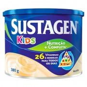 Sustagen Kids Nutrição Mais Completa Sabor Baunilha 380g