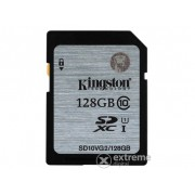 Card memorie Kingston SDXC 128GB Class10 UHS-I 45MB/s