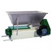 Zdrobitor-desciorchinator electric Marchisio FAMILY Semi-Inox, 750 W, 1000-1500 kg/h, cuva inox