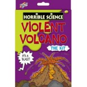 Horrible Science Vulcanul violent