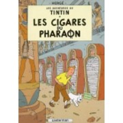 Les Cigares Du Pharaon by Herge