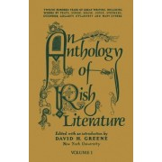 An Anthology of Irish Literature (Vol. 1) by Richard Green