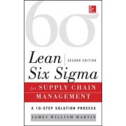 Lean Six Sigma for Supply Chain Management by James William Martin