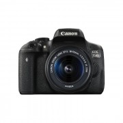 Canon EOS 750D 18-55IS STM BLACK