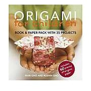 Origami for Children : Book and Paper Pack