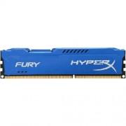 Memória Kingston Hyperx Fury 4GB 1600Mhz DDR3 - Blue