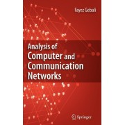 Analysis of Computer and Communication Networks. by Fayez Gebali