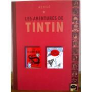 Les Aventures De Tintin - Lotus Bleu Et Tintin Au Tibet