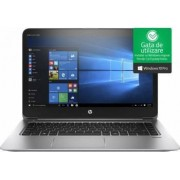 Ultrabook HP EliteBook Folio 1040 G3 Intel Core Skylake i7-6500U 256GB 8GB Win10 Pro FullHD Fingerprint 4G