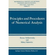 Principles and Procedures of Numerical Analysis by Ferenc Szidarovszky