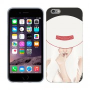 Husa iPhone 6 Plus iPhone 6S Plus Silicon Gel Tpu Model Abstract Women V13