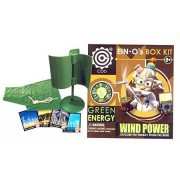 Ein-Os Wind Power Box Kit Green Energy Science