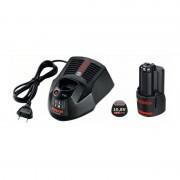 Set acumulator 10.8V 2.0Ah + Incarcator Bosch