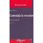 Contestatia la executare ed.2 - Roxana Stanciu