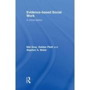 Evidence-based Social Work by Professor Mel Gray
