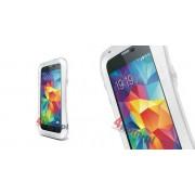 Etui Love Mei do Samsung Galaxy S5 ZAOKRĄGLONY - Biały