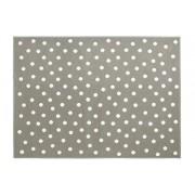 Lorena Canals A-DOT-G Dots Grey/Grigio, 120 x 160 cm