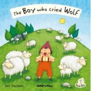 The Boy Who Cried Wolf by Jess Stockham