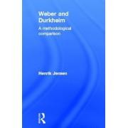 Weber and Durkheim by Henrik Jensen