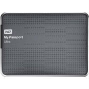 HDD extern Western Digital My Passport Ultra 1TB USB 3.0 2.5inch titanium model