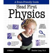 Head First Physics by Heather Lang