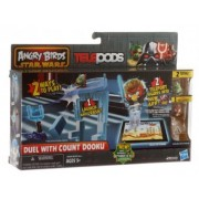 Angry Birds Star Wars Duel With Count Dooku