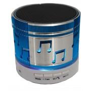 Bluetooth hangszóró Mp3,USB, TF kártya,3,5 jack,telefon kihangosítás - hangjegy