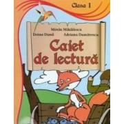 Caiet De Lectura Cls 1 - Mirela Mihailescu Doina Duna