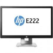 Monitor LED EliteDisplay E222, 21.5'' FHD, 7ms, Negru/Argintiu