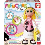 Educa Girls Fofuchas Doll-Chloe