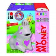Marabu Porzellanmarker Porcelain for KIDS, My Money Frog