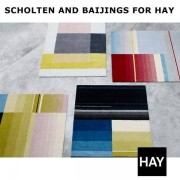 COLOUR CARPET : le tapis graphique et coloré par HAY - déco et design
