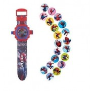 Nyrwana Spiderman 24 Image Projector Watch Gift For Kid